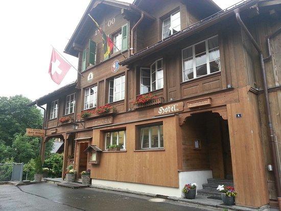 Lauenen, Ελβετία: 20160725_195255_large.jpg