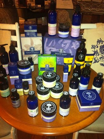 Cudjoe Key, FL: Organic Oils & Products