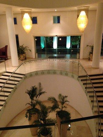 Steigenberger Makadi Hotel: Eingangsbereich!