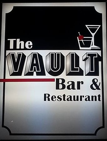 Runnemede, NJ: The Vault Bar and Restaurant