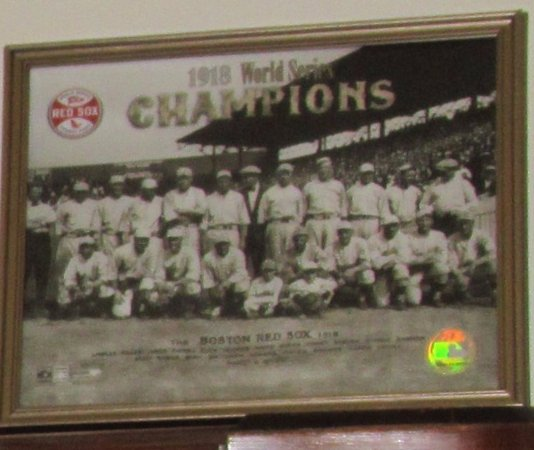 Moultonborough, NH: 1918 Red Sox Champs
