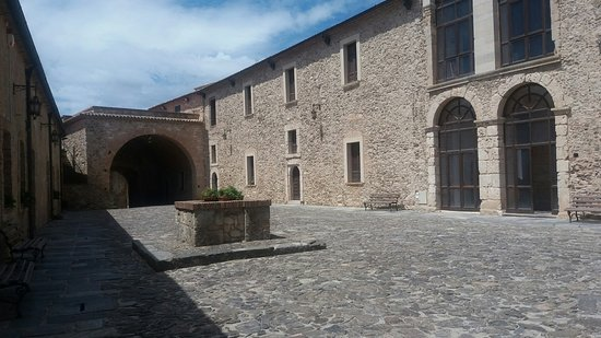Museo Archeologico Vibo Valentia Corte interna