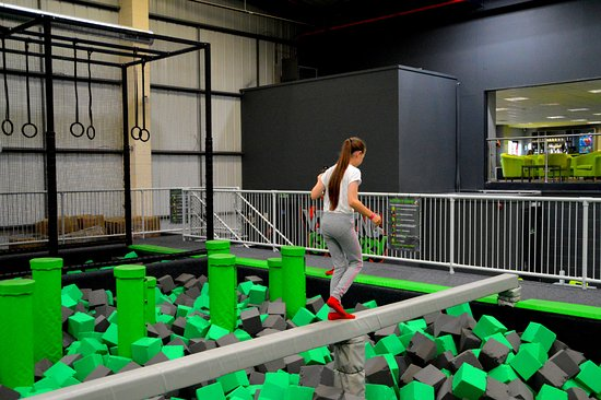 Ascent Trampoline Park
