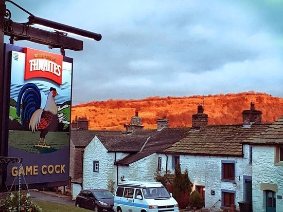 Austwick, UK: The gamecock inn