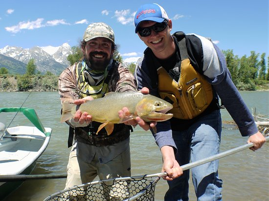 Snake River Angler: Guide Scott Meissner; From a first time fisherman to expert we will help you all land some fish.