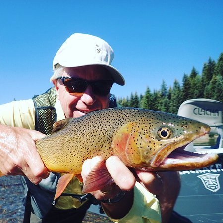 Snake River Angler: Boots Allen and clients always have a good time