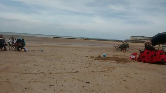Westgate-on-Sea, UK: Beautiful beach