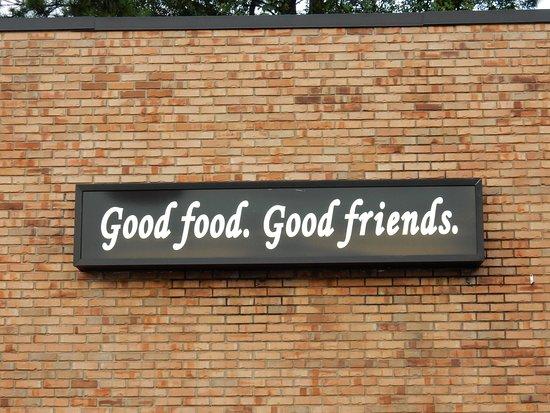Loganville, GA: restaurant