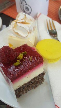 Krems an der Donau, Österreich: Cafe-Konditorei Hagmann