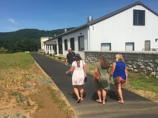 Charlottesville, VA: Step into the Virginia Distillery Company with a full tour and tasting.