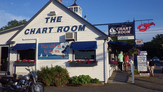The Chart Room Picture Of Bar Harbor