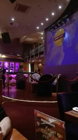 Mondorf-les-Bains, Luxemburgo: Purple Lounge