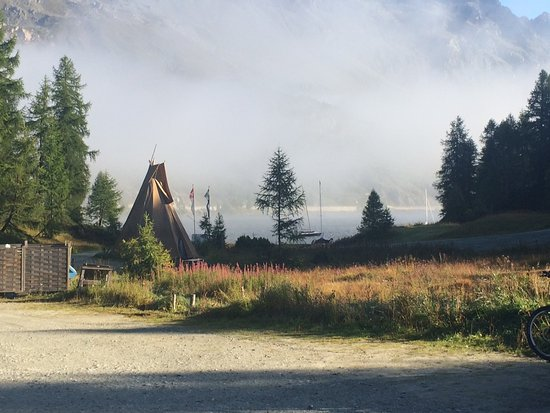 Camping Maloja