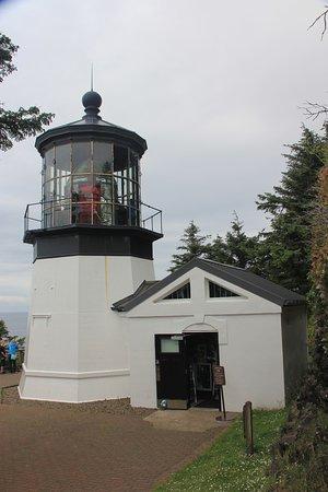Tillamook, Oregón: Cape Meares Lighthouse
