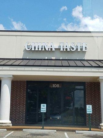 โอลีฟบรันช์, มิซซิสซิปปี้: China Taste