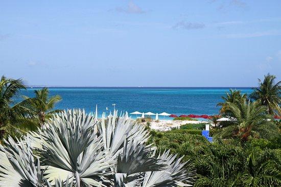 Royal West Indies Resort: View from deck of ocean view room
