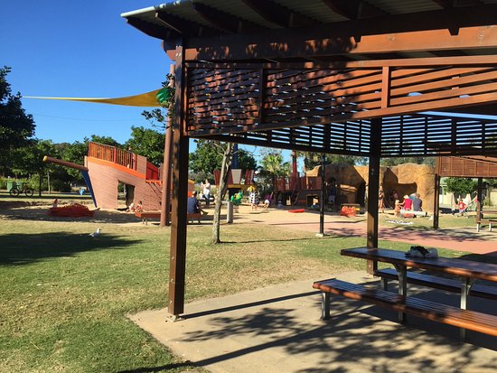Palm Beach, Australië: Great kids play area