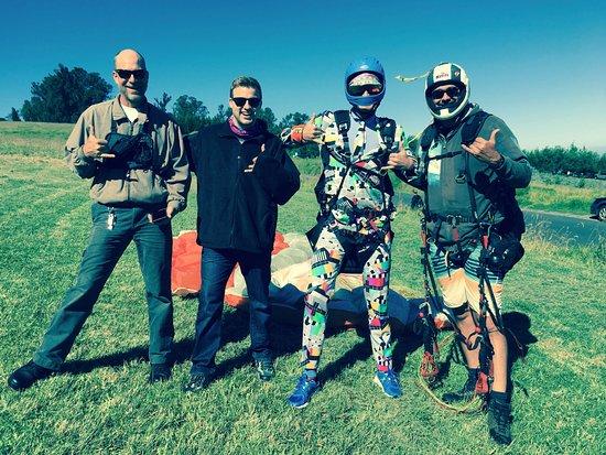 Kula, HI: Dex and his team