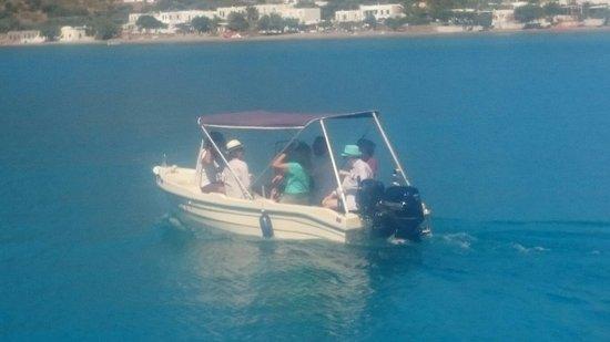 Μοναδικές εμπειρίες για εσάς, τους φίλους σας, την οικογένεια σας.Calypso boat rental sifnos!!!