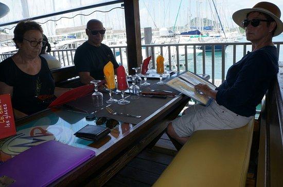 Le Marin, Martinica: Vue sur la Marina