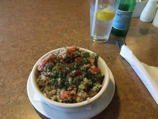 ปรินซ์จอร์จ, แคนาดา: Quinoa Salad