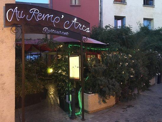Elne, Γαλλία: Au Remp'Arts