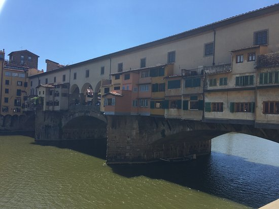 Duomo View B&B: Ponte Vecchio