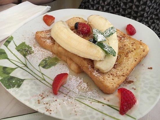 Callan, Irland: French Toast