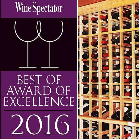 Winter Park, CO: Deno's Mountain Bistro has over 600 labels on their Wine Spectator Award winning Wine List!