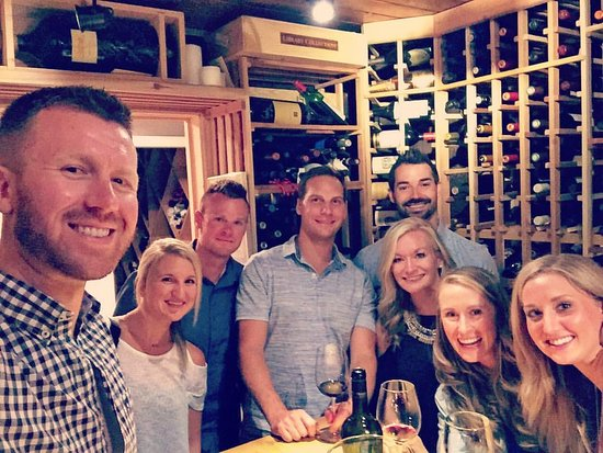 Winter Park, CO: The Deno's Wine Room is a perfect place to celebrate your next special occasion!