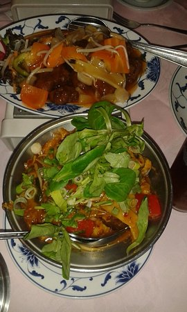 Bad Sachsa, Niemcy: Chinarestaurant Chinagarten