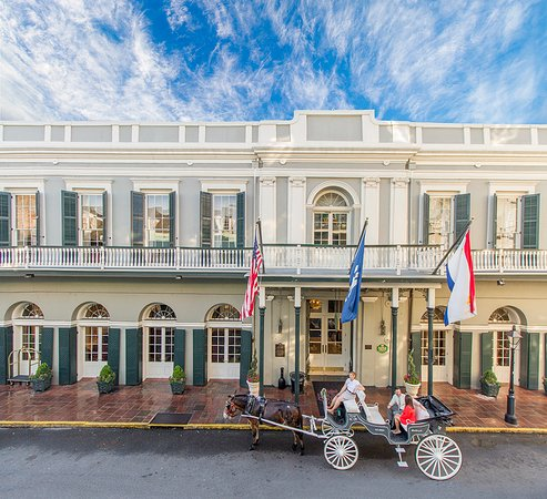 Bourbon Orleans Hotel 139 2 0 5 Updated 2018 Prices Reviews New La Tripadvisor