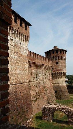Soncino, Italia: Il torrione