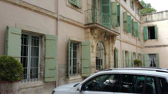 Лез-Англь, Франция: Pontmartin