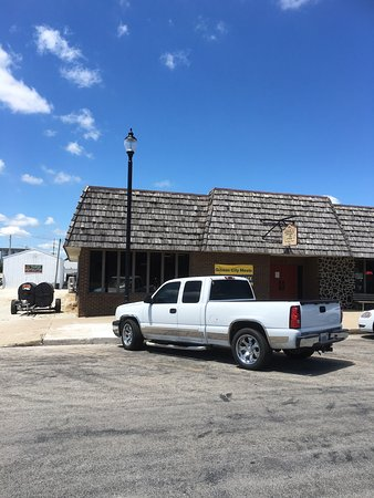 Gibson City, IL: Great place to eat.
