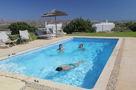 Naxian Collection: Private pool