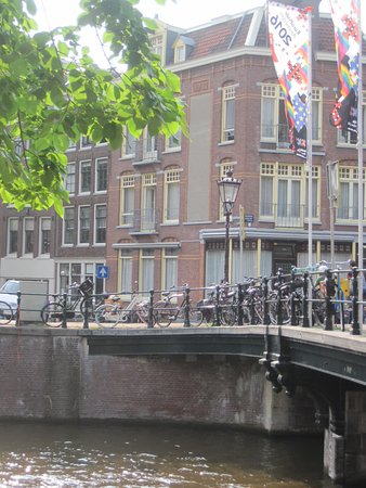 Window View Picture Of Amsterdam Wiechmann Hotel Tripadvisor
