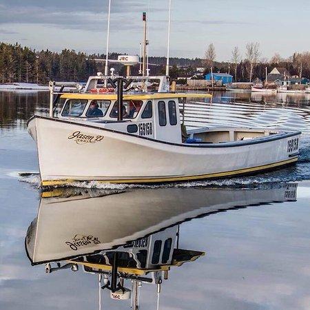 Barry Doucette Deep Sea Fishing