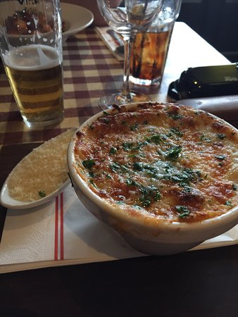 Bromborough, UK: Italian Restaurant