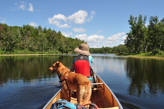St. Regis Canoe Outfitters: Raquette River