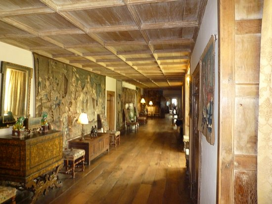 Lapworth, UK: Long Gallery addition