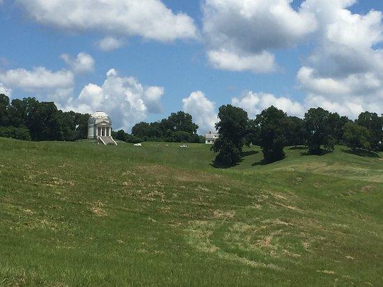 Vicksburg National Military Park: Amazing job by the National Park Service!