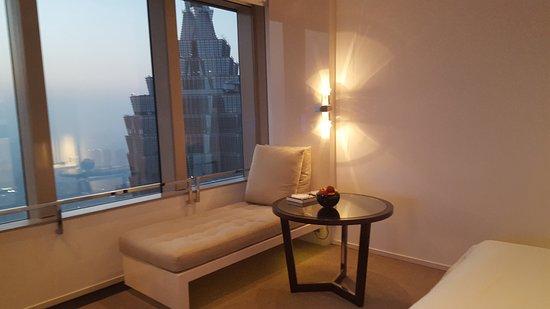 โรงแรมพาร์ค ไฮแอท เซี่ยงไฮ้: Piso 80