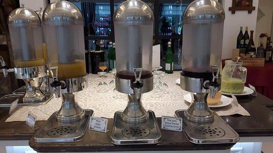 Hotel Terme Tritone Thermae & Spa: Colazione incredibile !!!