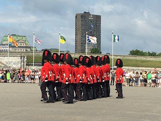 La Citadelle de Quebec: photo1.jpg