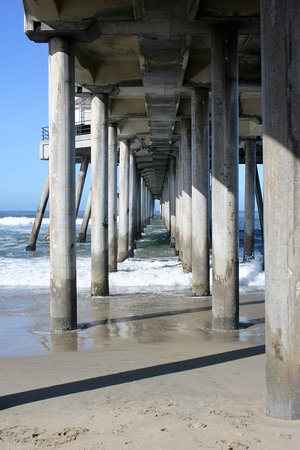 Huntington Beach, CA: The Pier