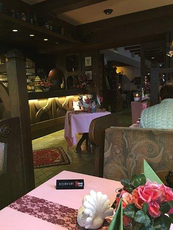Krov, Germany: het restaurant