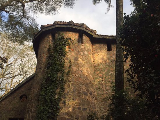Hillcrest, แอฟริกาใต้: Another turret, because, castles :)