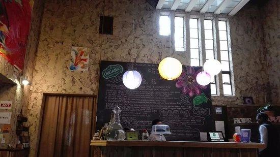 Hillcrest, Afrika Selatan: Inside the restaurant