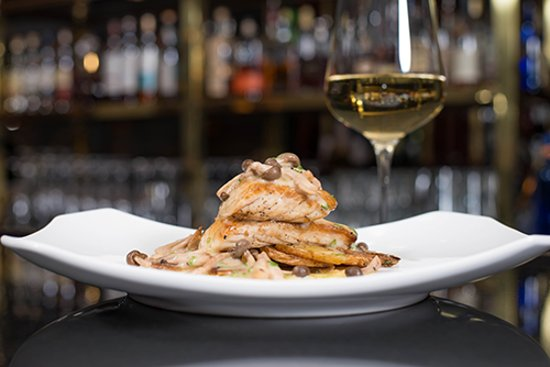 Seagar's Prime Steaks & Seafood: Seagar's Cuisine